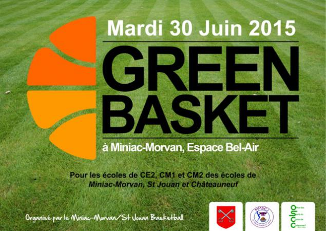 GREEN BASKET DAY