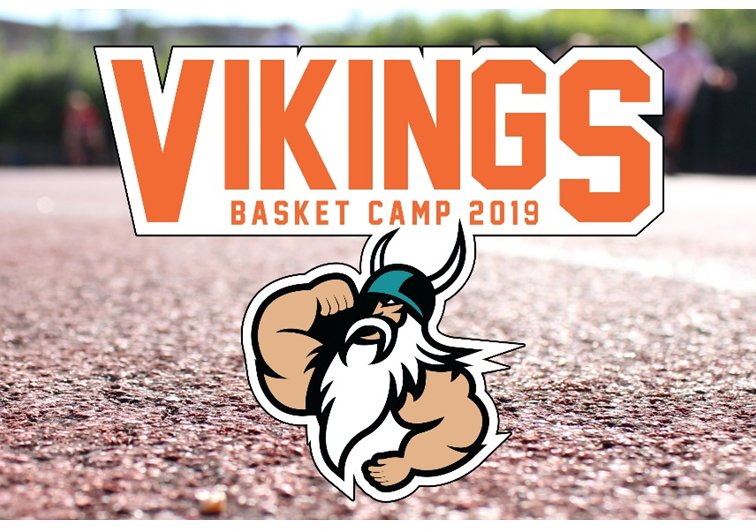 Vikings Basket Camp 2019