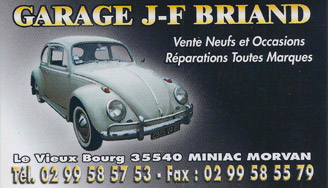 Nos partenaires miniac morvan saint jouan basket for Garage morvan saint maur