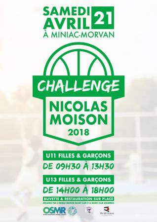 challenge nicolas moison u13f miniac morvan saint jouan basket. Black Bedroom Furniture Sets. Home Design Ideas